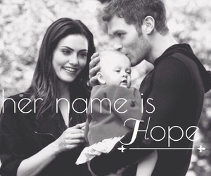 hayley, hope, and klaus image