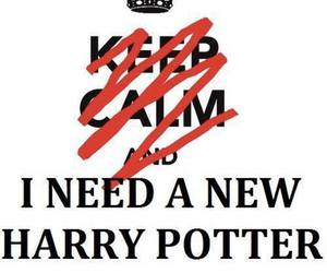 harry potter, book, and keep calm image