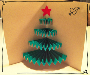 christmas, diy, and tree image