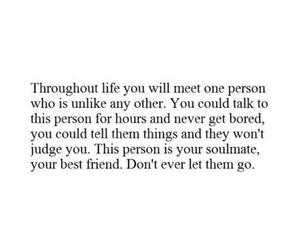 life, soulmate, and love image