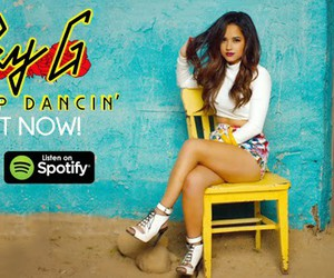 download, becky g, and can't stop dancing image