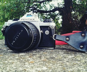 camera, vintage, and nature image