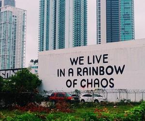 art, chaos, and graffiti image