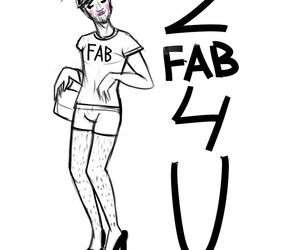 cool, fab, and youtube image