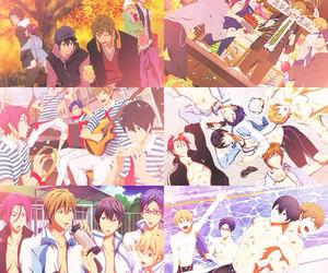 anime, manga, and pool image