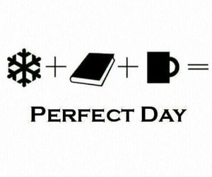 book, perfect, and coffee image