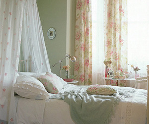 bedroom and bed image