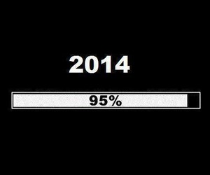 2014, new year, and loading image