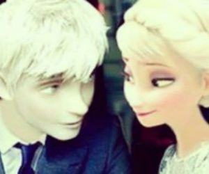 relation, elsa, and jackfrost image