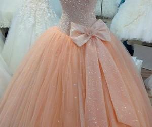 dress, princess, and dresses image