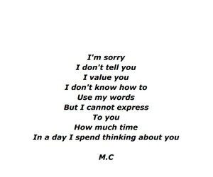 Image About Poem In Words By Silence On We Heart It