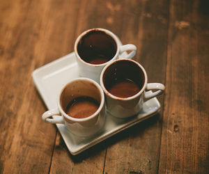coffee, drink, and vintage image