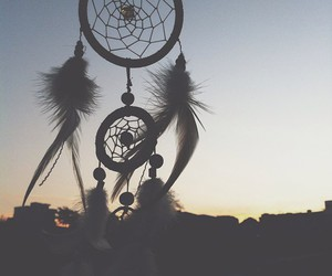 Dream, dream catcher, and tumblr image