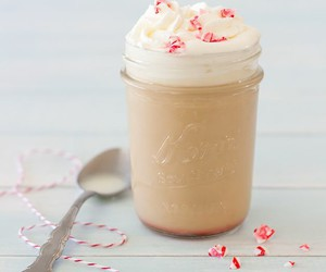 drink, sweet, and food image