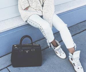 black, fashion, and fashionable image