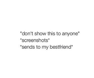 funny, screenshot, and bestfriend image