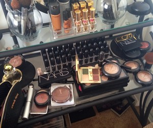 makeup, make up, and nars image