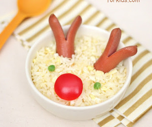 kids and food image