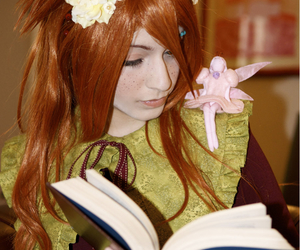 fairy oak and vanilla cosplay image