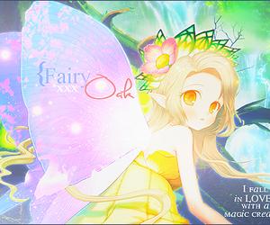 faeries, feli, and fairy image