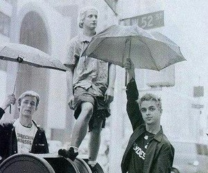 green day, billie joe armstrong, and tre cool image