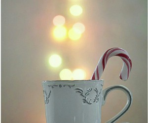 christmas, candy cane, and winter image