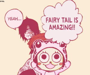 fairy tail, manga, and rogue cheney image