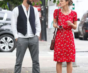 begin again and adam levine image