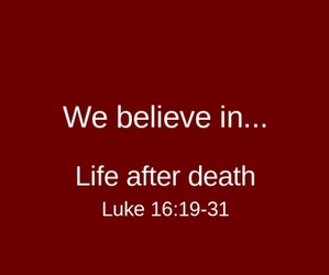 lucas, LUke, and bible quote image