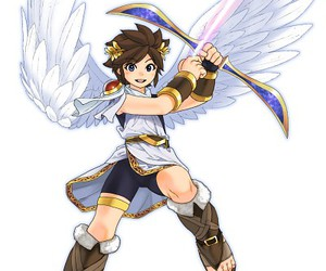 Pit And Kid Icarus Image