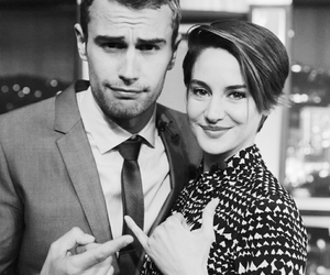 actors, black and white, and perfect image