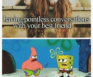 funny, spongebob, and friends image