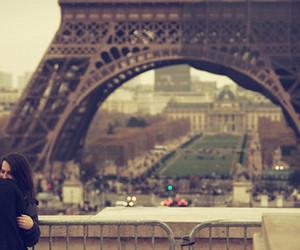 paris and couple image