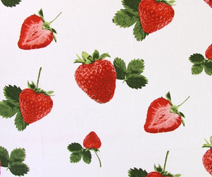 strawberry, background, and fruit image