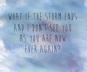 quote and snow patrol image