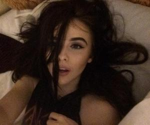 acacia brinley, acacia, and hair image
