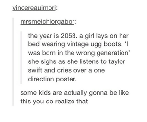 ugg boot, tumblr post, and too crazy image
