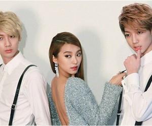 bora, boyfriend, and kwangmin image