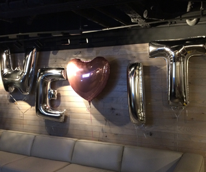 balloons, we heart it, and party image