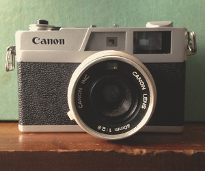 camera, vintage, and canonet 28 image