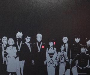 anime, naruto, and hinata image