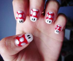 design, toad, and nails image