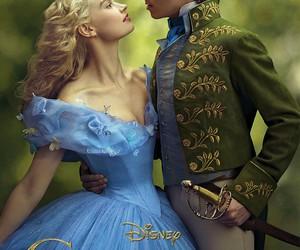 cinderella, disney, and prince image