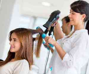 smooth hair and hair care image