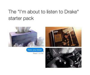 Drake, funny, and hipster image