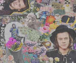 overlay, texture, and one direction image