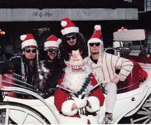 christmas, pantera, and metal image