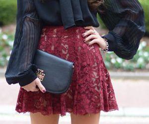 class, fashion, and high heels image