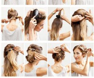 diy, lovely locks, and hair tutorial image