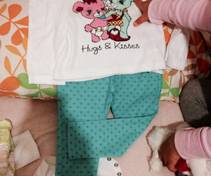 baby, bears, and clothes image